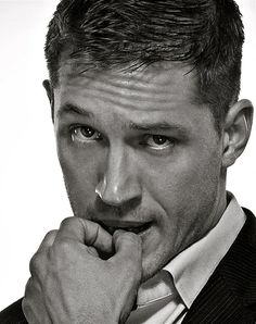 tom hardy by matilda, just love him