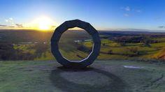 Heaven's Gate by Paul Norris by public-art.uk