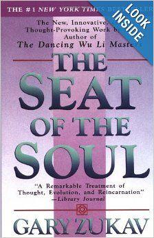 The Seat of the Soul: Gary Zukav: 9780671695071: Amazon.com: Books  Jay Z #1 book recommendation.