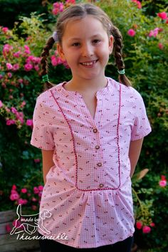 Made by Thurnmühle Shirt Dress, Shirts, Dresses, Fashion, Sewing Patterns, Blouse, Gowns, Vestidos, Moda