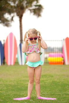 7682f26493 Girls Swimsuit, Monogram Girls Swimsuit, Personalized Swimsuit, Girls  Swimwear, Mermaid Swimsuit, Toddler Bathing Suit, Two Piece Swim Suit
