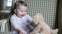Kensington Palace released precious new photos of Princess Charlotte shot by her mom.