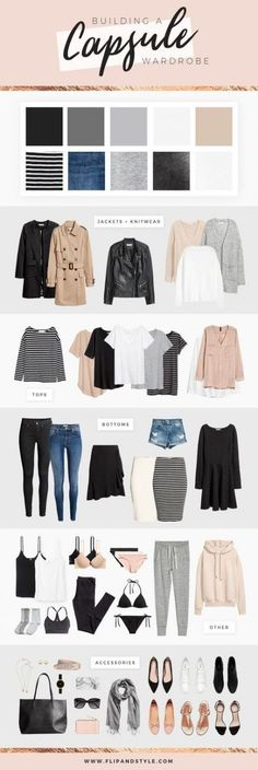 Minimalismus in der Garderobe Capsule Wardrobe Win . New Fashion, Trendy Fashion, Fashion Outfits, Travel Fashion, Travel Style, Woman Fashion, Dress Fashion, Dress Outfits, Style Fashion