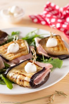 Finger Food Appetizers, Finger Foods, Amouse Bouche, Cena Light, Healthy Cooking, Healthy Recipes, Recipe Mix, Antipasto, Light Recipes
