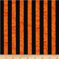 Wicked Stripe Orange