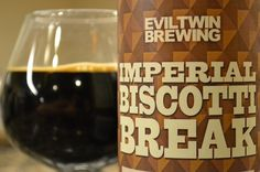 """Evil Twin 'Imperial Biscotti Break"""" Craft Beer Review"""