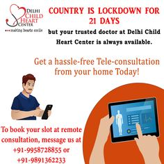 In Total Lockdown of 21 Days Your Trusted Doctor is Available via Remote Consultation at +91-9958728855 or +91-9891362233. #lockdown #21dayslockdown #totallockdown #remoteconsultation #teleconsultation #videoconsultation #videoconsult #stayathome