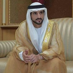 CROWN PRINCE FAZZA OF DUBAI