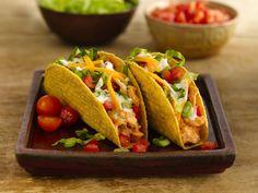 Chicken Ranch Tacos / twist for Taco night!