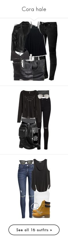 """""""Cora hale"""" by oncerfsnfic ❤ liked on Polyvore featuring AllSaints, Aéropostale, Wet Seal, T Tahari, L:A Bruket, Miss Selfridge, Topshop, H&M, Casetify and ASOS"""