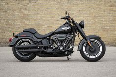 Review of Harley-Davidson 2017 Fat Boy S