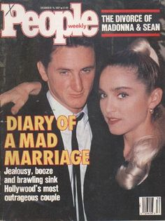 Madonna on the Cover of People Magazine #MadonnaCovers