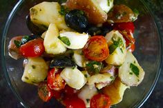 recipe: italian potato salad giada [16]