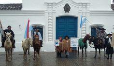 Revolución gaucha en los festejos por el Bicentenario