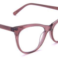 JADE - MULBERRY + CLEAR – DIFF Eyewear Prescription Glasses Frames, Black Friday Shopping, Cat Eye Frames, Reading Glasses, Polarized Sunglasses, Eyeglasses, Lenses, Eyewear, Jade