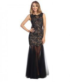 20s Style Evening Dress