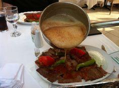 Iskender Kebab @ Uludag, Florya, Istanbul.