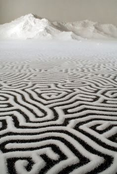 SALT! A labyrinth you can get lost in...
