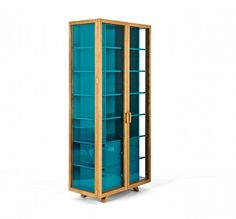 Vitrina tall cabinet by Hierve| Case Furniture | casefurniture.co.uk