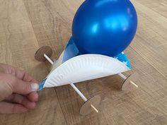 Lady Lemonade || DIY: Ballonauto