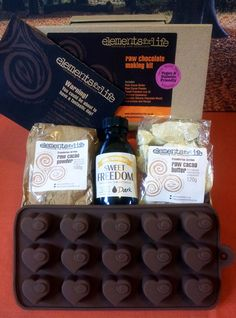 Win one of three Raw Chocolate Making Kits in this simple giveaway by Sharon of Bit of the Good Stuff.  The closing date is Monday 9th December 2013 at midnight GMT