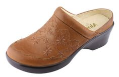 Alegria Isabelle Cognac Burnish - now on Closeout! | Alegria Shoe Shop #AlegriaShoes #closeouts #sale