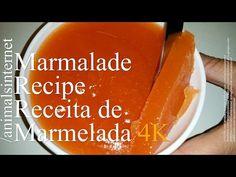 Marmalade Recipe / Receita de Marmelada / 4k. UHD. 2160p: https://youtu.be/ODnRESlPh4k. #marmalade #marmelada #recipe #receita #cookery #culinária #kitchen #cooking #cozinha #delicious #delicioso #yummi #food #comida #cook #4k #uhd #2160p. Share