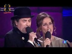 Ana Belén y Joaquín Sabina. Y sin embargo... un poema sobre el amor y desamor hecho cancion!