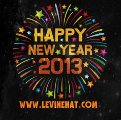 May you have a prosperous year ahead! :)    www.LevineHat.com