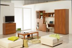 MERIS SALON i pomieszczenie do pracy , gabinet w domu