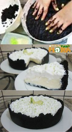 Tough Awesome Rice Recipes For Dinner Köstliche Desserts, Healthy Desserts, Delicious Desserts, Dessert Recipes, Yummy Food, Rice Recipes For Dinner, Fun Easy Recipes, Sweet Recipes, Oreo Torta