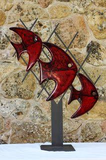 VITROFUSION. Peces Rojos # Red Fishes