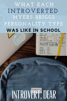 Here's what each introverted Myers-Briggs personality type is like as a kid, told through the lens of their own typical day of school. Intp Personality Type, Myers Briggs Personality Types, Infp Quotes, Introvert Problems, Infj Infp, Myers Briggs Personalities, Mbti, Intj Women, Decluttering