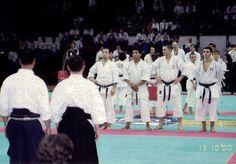 Finalistas del Mundial de Karate ITKF Italia 2000