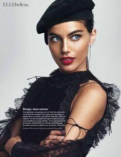 Shlomit Malka covers ELLE Spain, September 2017 Issue. Photographed by Mario Sierra