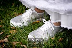Love these shoes for the bride to change into for the reception click to view full photo gallery Halleck Park bride and groom photos wedding reception at Millard Social Hall