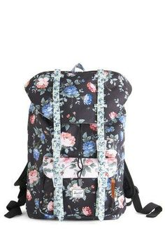 On a Flower Trip Backpack by Herschel Supply Co.