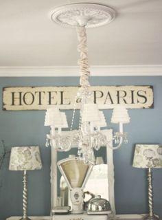 Fanciful Paris Theme paris