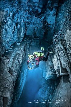 Primera parte de la cueva. Irena Stangierska.                              …