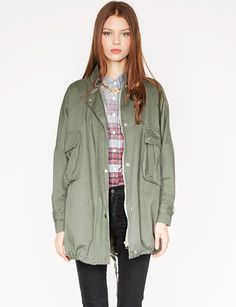 Utility parka - Shop the latest Fashion Trends...love anoraks