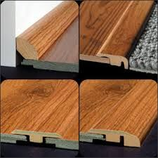 Pergo four in one 4 in 1 molding transitions with for Pergo flooring trim