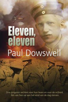 PIN 1 - Ik heb voor dit boek gekozen omdat het over de 1e Wereldoorlog gaat en dat vind ik heel interessant