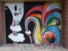 Paddington Mural, Sydney