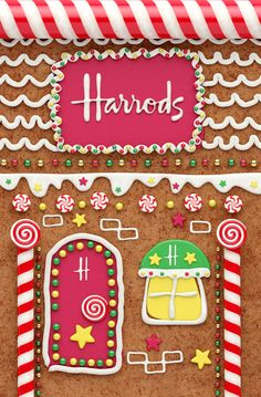 3D Gingerbread imagery for H of London Children's Christmas packaging range.Over 20 individual 3D gingerbread items were created & supplied to the H of London design team. This allowed the designers to freely com-posited each element seamlessly into the…