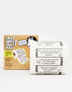 Image 1 ofCrp Jokes Toilet Roll
