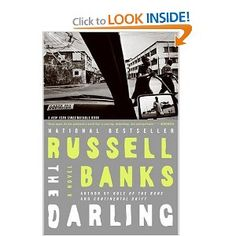 Russell Banks, one of my favorite authors.