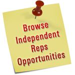 Medical Sales: Browse Independent Rep Lines - Find and Locate Independent Manufacturer Sales Rep & Distributor Opportunities.