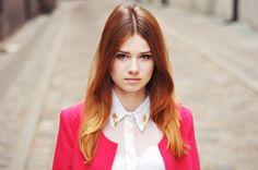 www.skinnyliar.blogspot.com and NIFE's blazer-> www.sklep.nife.pl/p,nife-odziez-przedluzany-zakiet-kate-rozowy,38,532.html