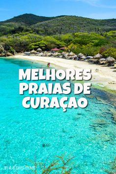 Melhores Praias de Curaçao Caribe: Kenepa Grandi e Cas Abao. Confira as praias públicas e as praias pagas em Curaçao