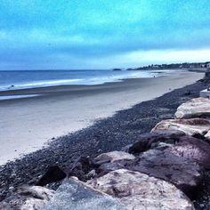 Preston Beach. Swampscott, MA